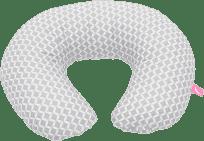 MOTHERHOOD Kojící polštář - Classics šedý