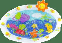 TEDDIES Zábavná vodná podložka