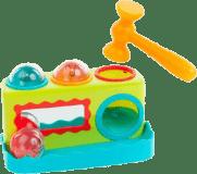 TEDDIES Zabawka z młotkiem plastikowa