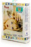 TRUDI BABY Dry Fit XL 15-30 kg (14 szt.) z warstwą Perfo-Soft – pieluszki jednorazowe
