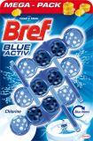 BREF Blue Aktiv Chlorine WC blok (3x50 g)