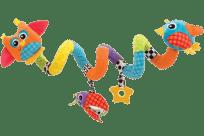 PLAYGRO Spirala ze zwierzątkami