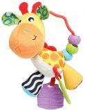 PLAYGRO Grzechotka żyrafa