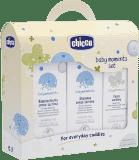 CHICCO Baby Moments dárkový kosmetický set