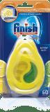 FINISH Osviežovač umývačky riadu Citrón & Limeta Easy Clip