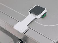 LINDAM Dvojítá víceúčelová bezpečnostní zábrana nalepovací 1ks (Xtra Guard)