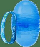 CHICCO Pudełko na smoczek podwójne – niebieskie