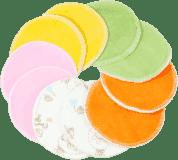 PETIT LULU 5 párů vložek do podprsenky (barevné)