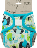 PETIT LULU SIO complete (4 – 15 kg) – Slonica (tyrkys)