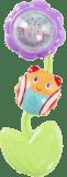 BRIGHT STARTS Kousátko Twist, Click&Teethe Ladybug™ 3m+