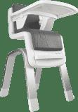 NUNA Jídelní židlička Zaaz – Carbon