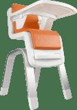 NUNA Jídelní židlička Zaaz – Orange