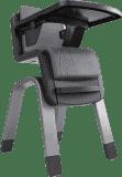 NUNA Jídelní židlička Zaaz – Pewter