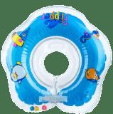 TEDDIES Plávací nákrčník Flipper modrý