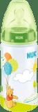 NUK FC+ láhev Disney (silikon) 300ml – zelená