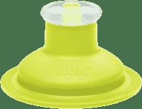 NUK First Choice Náhradní pítko Push-Pull silikonové (36+m) – zelené
