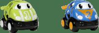 OBALL Autíčka závodní Go Grippers™ 2ks, 18m+