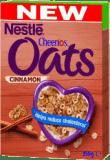 NESTLÉ Cheerios Oats Cinnamon (350 g) - cereálie skořicové