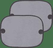 DIAGO Slnečná clona na bočné / zadné okno 2ks