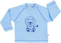JACKY Mikina Baby Boy, vel. 74 - modrá, kluk