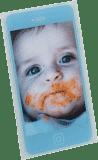 KARPEX Fotorámeček dětský akrylový 10x15cm Mobil - modrý