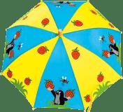 BINO Dáždnik - Krtko