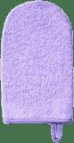 BABYONO Žínka na mytí, froté – Fialová