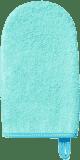 BABYONO Hubka na umývanie, froté, tyrkysová