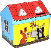 WIKY Pokladnička krtek domeček
