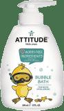 ATTITUDE Płyn do kąpieli o zapachu gruszki – z pompką 300ml