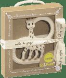 VULLI Extra měkké Kousátko žirafa Sophie z kolekce So'Pure