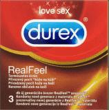 DUREX Real Feel kondómy 3 ks