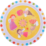 PETITE&MARS Talíř melaminový - víly