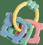CANPOL BABIES Chrastítko kravičky na kroužku
