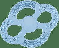 CANPOL BABIES Elastické kousátko – modré