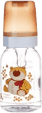 CANPOL BABIES 11/851 Fľaša s potlačou 120 ml bez BPA - medvedík