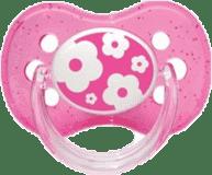 CANPOL BABIES 22/607 B - Cumlík kaučukový čerešnička 6-18m NATURE – ružová