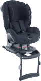 BESAFE iZi Comfort X3 ISOfix (9-18kg) Fotelik samochodowy Black Cab 64 – czarny klasyk 2018