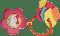 SUAVINEX Kousátko hudební klíče - růžová