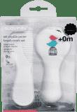 SUAVINEX Bílý kartáček/hřebínek
