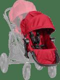 BABY JOGGER Doplňkový sedák - Red