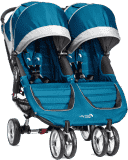 BABY JOGGER Kočárek City Mini Double - Teal/Gray