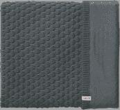 JOOLZ Deka pletená 75x100 cm – Anthracite