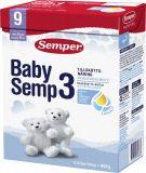 SEMPER Baby 3 (800 g) – kojenecké mléko (Feedo Klub)