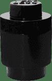 LEGO® Box do przechowywania okrągły 12x18cm – czarny