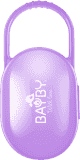 BAYBY BBA 6400 Pouzdro na dudlík - fialové
