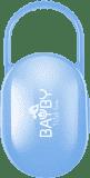 BAYBY BBA 6401 Pouzdro na dudlík - modré
