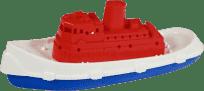 TEDDIES Loď/Člun rybářská kutr plast 26cm