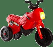 TEDDIES Jeździk Enduro Yupee mały czerwony