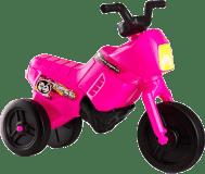 TEDDIES Jeździk Enduro Yupee mały różowy